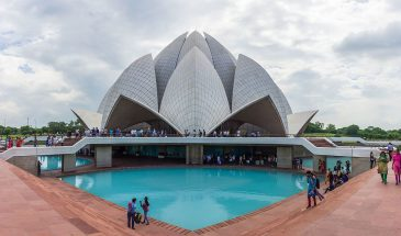North India Package - Lotus Temple
