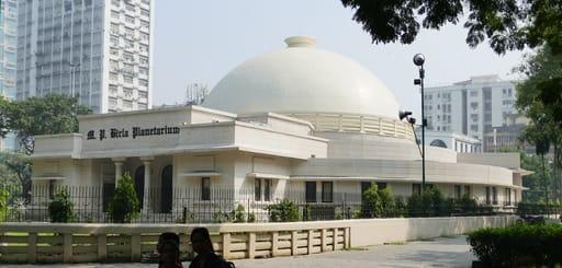 Birla Planetarium - Places To Visit In Kolkata