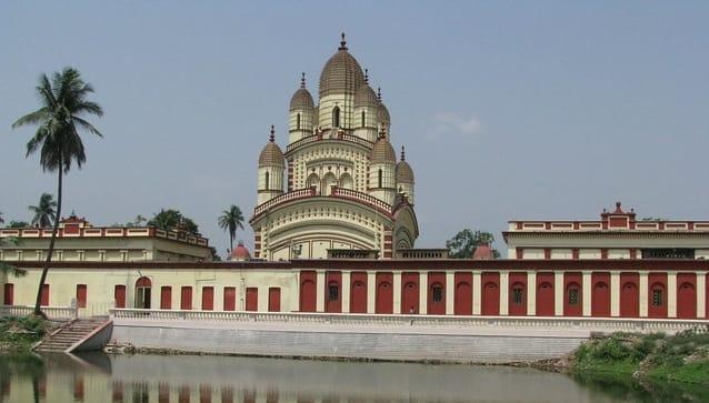 Dakhineshwar Kali Temple - Places To Visit In Kolkata