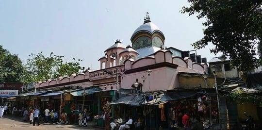 Kolkata Tourist Attraction - Kalighat Kali Temple
