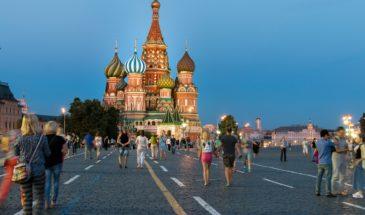 06 DAYS RUSSIA TOUR
